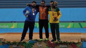 """Παραολυμπιακοί 2016: """"Αργυρός"""" ο Σενικίδης"""
