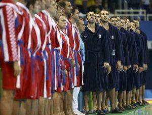 Κροατία – Σερβία: 7-11 Χρυσό στο Ρίο οι Σέρβοι