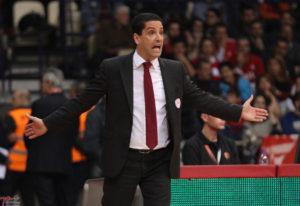 """Ολυμπιακός – Εφές: """"Το… δεύτερο ημίχρονο του 4ου αγώνα"""" δήλωσε ο Σφαιρόπουλος"""