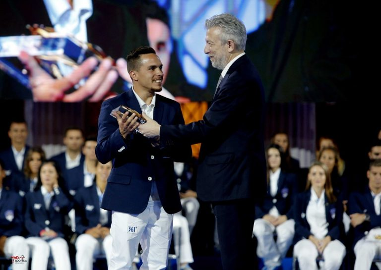 Η Ελληνική Ολυμπιακή Επιτροπή τίμησε τους αθλητές της αποστολής στο Ρίο [pics]