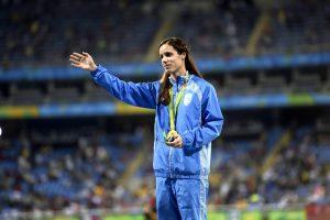Κατερίνα Στεφανίδη: Ο δήμος Παλλήνης υποδέχεται την χρυσή Ολυμπιονίκη του Ρίο