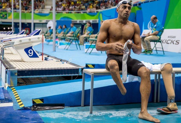 Παραολυμπιακοί Αγώνες: Παγκόσμια υπόκλιση στον Σύρο πρόσφυγα που ζει στην Ελλάδα