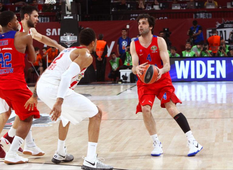 """Απίστευτος Τεόντοσιτς! """"Ίσως πια να μην είναι θέμα τύχης με Ολυμπιακό"""""""