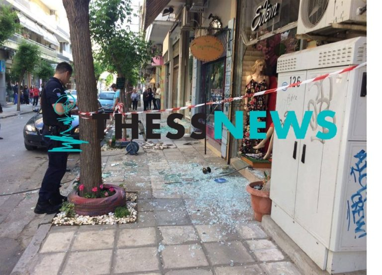 Θεσσαλονίκη: Έκρηξη σε υποσταθμό της ΔΕΗ! Ζημιές και προβλήματα στην ηλεκτροδότηση [pics]