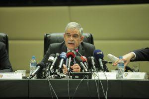 Τόσκας για τον αποκλεισμό των δημοσιογράφων από την Ειδομένη: Θέλαμε να τους προστατεύσουμε!