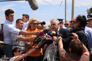 """Νίκος Τόσκας: """"Δεν θα υπάρξει νέα Ειδομένη"""" – Αναλυτικά τι είδε ο υπουργός"""