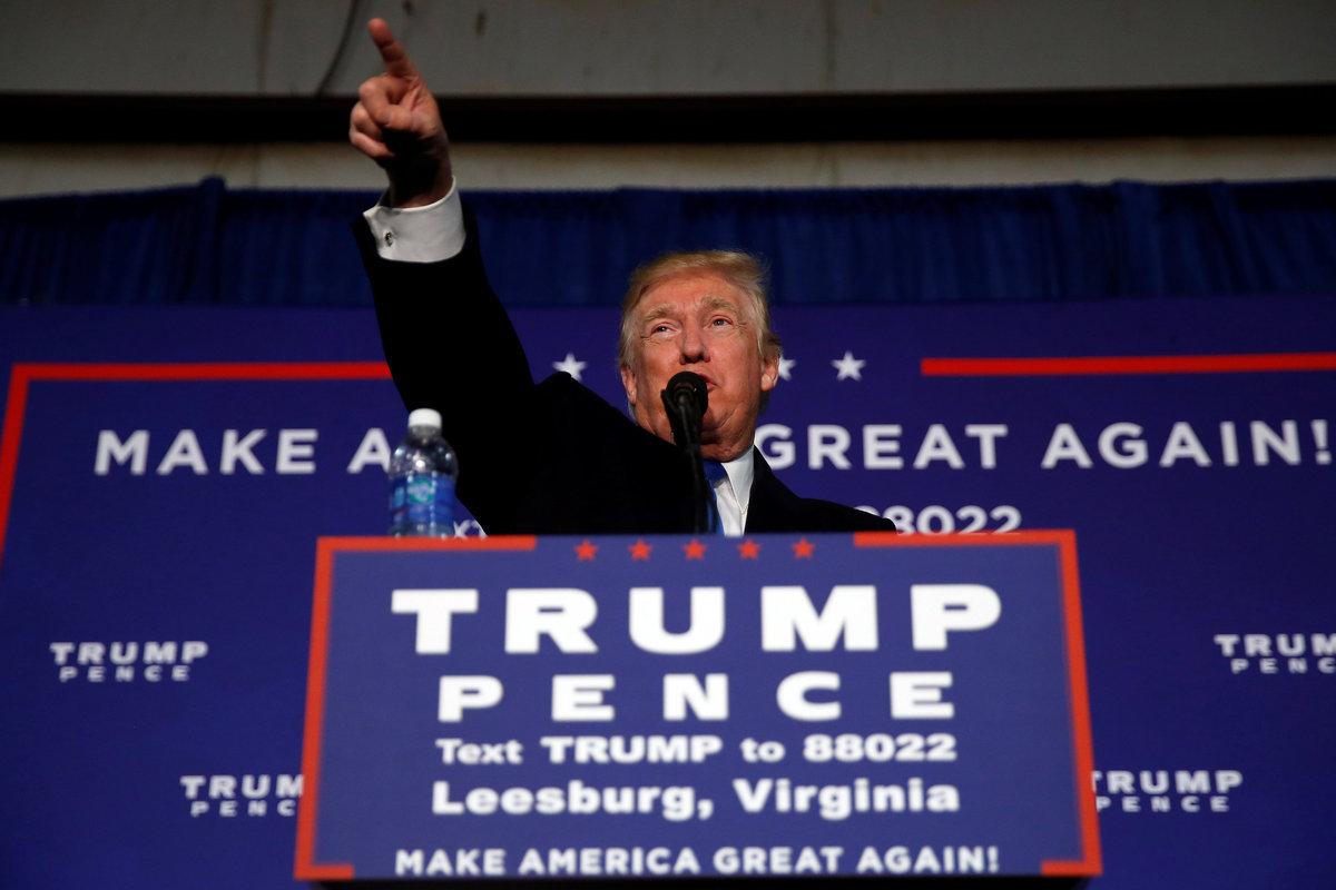 """Αμερικανικές εκλογές 2016: Ρέστα… ρατσισμού από Τραμπ – """"Καταστροφή οι Σομαλοί μετανάστες"""""""