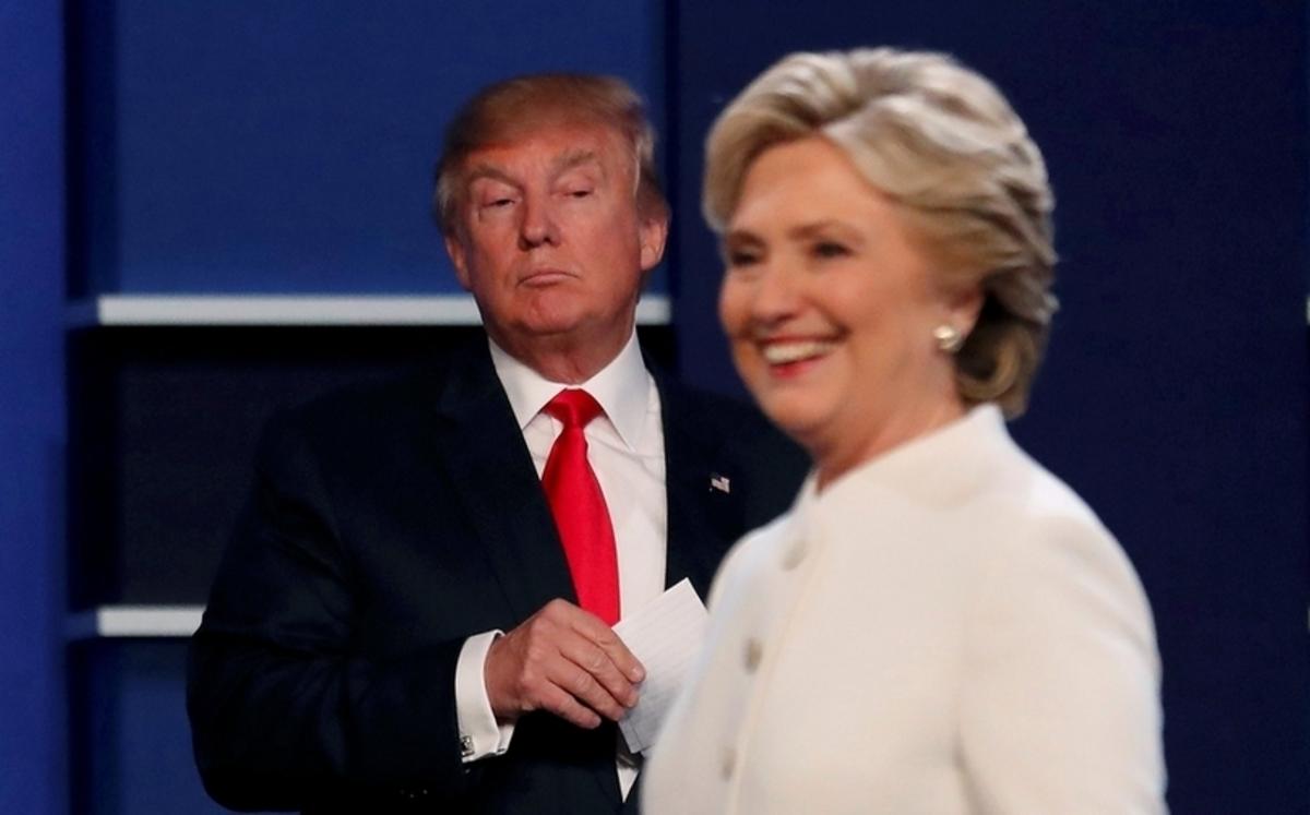 """Εκλογικό θρίλερ! Οι """"κρυφές"""" ψήφοι θα βγάλουν πρόεδρο τον Τραμπ;"""