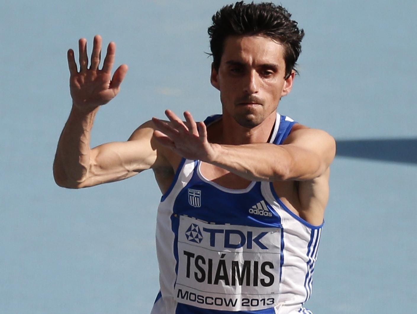 Με την δέκατη θέση του Τσιάμη έκλεισαν οι ελληνικές συμμετοχές στο παγκόσμιο πρωτάθλημα στίβου της Μόσχας ΦΩΤΟ REUTERS.