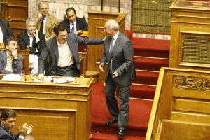Εκλογές 2015 – Financial Times: Ο παππούς Μεϊμαράκης δυσκολεύει τον Τσίπρα
