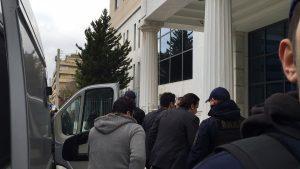 Ξανά στα δικαστήρια οι 8 Τούρκοι στρατιωτικοί