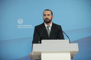 Τζανακόπουλος: Πιθανή η λύση αύριο στο Eurogroup