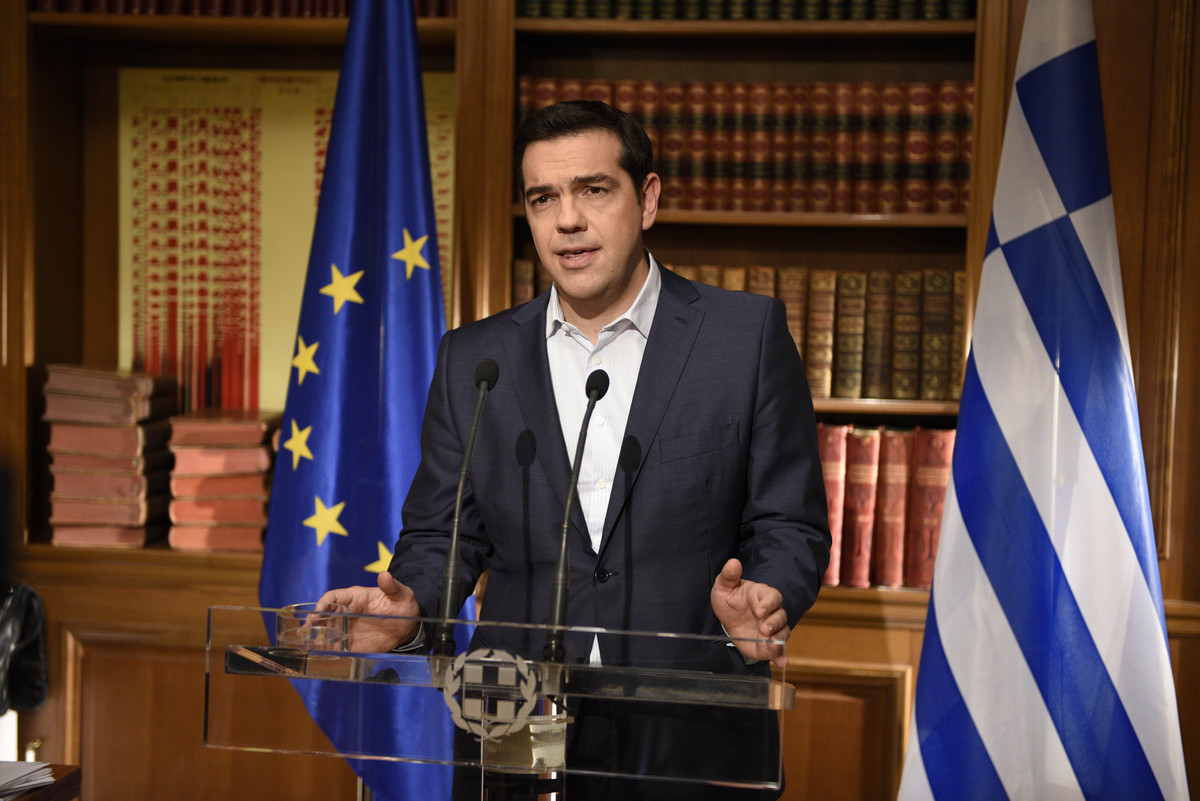 Συνέντευξη του Αλέξη Τσίπρα: Οι τράπεζες θα ανοίξουν με συμφωνία – 48 ώρες μετά το δημοψήφισμα θα υπογράψουμε