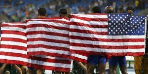Ολυμπιακοί Αγώνες 2016: Σκυτάλες… made in USA!