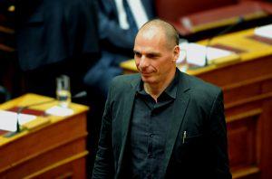 Λόρδος Λαμόντ: Δεν είχε σχέδιο Grexit ο Βαρουφάκης