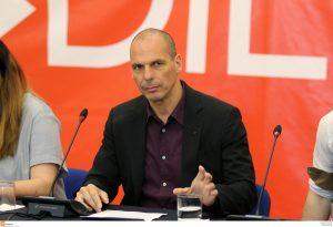 Βαρουφάκης: Η έξοδος από την κρίση, το DiEM25 και οι ευρωεκλογές