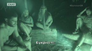 Survivor Βασάλος: Τσιμπημένος με Βαλαβάνη! Τσίγκλισμα με την αντίζηλο! [vid]