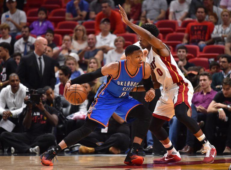 NBA: Ασταμάτητος ο Γουέστμπρουκ! Απίστευτο επίτευγμα… [vids]