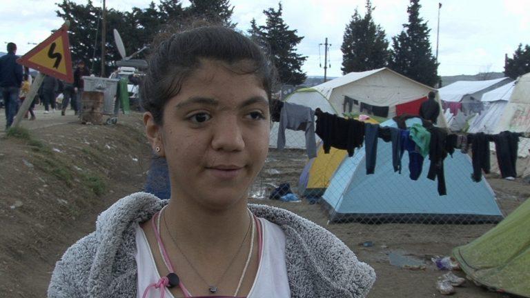 Από τον πόλεμο στην Ειδομένη και 2,5 χρόνια μετά στην αγκαλιά της οικογένειάς της στη Γερμανία