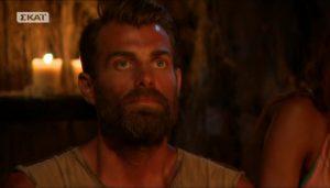 "Survivor: Έμεινε ""παγωτό"" στην αποχώρηση ο Χανταμπάκης! ""Ακέφαλη"" η κλίκα! [vid]"