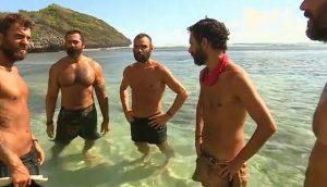 Survivor: Έσταξε χολή ο Χούτος για Παπαδοπούλου! [vid]