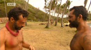 Survivor: Μέσα στα αίματα ο Χρανιώτης! Έσκασε με το κεφάλι στα βράχια! [vid]