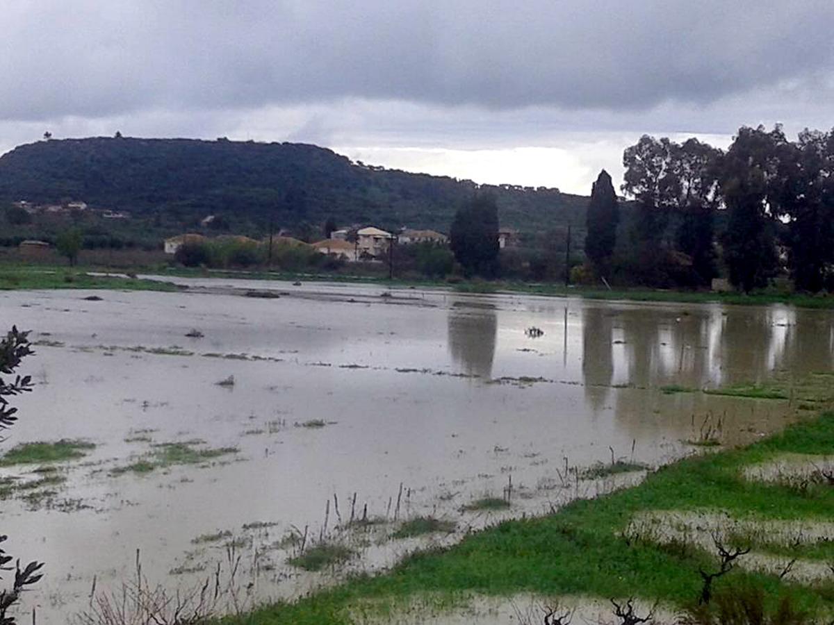 Ζάκυνθος: Αναστέλλεται η καταβολή βεβαιωμένων και ληξιπρόθεσμων οφειλών για τους πληγέντες από την κακοκαιρία