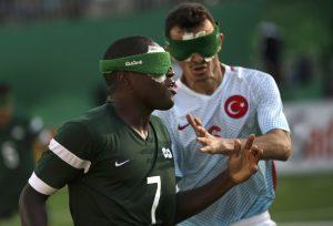 """Ο… Πελέ των Παραολυμπιακών Αγώνων και ο """"Φελπς της Βραζιλίας"""" [vid]"""