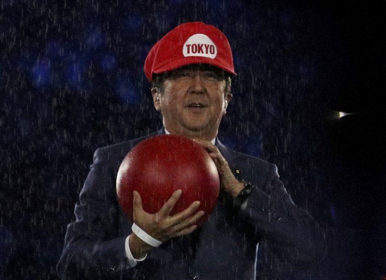 Ρίο 2016 – Τελετή Λήξης: Ο πρωθυπουργός… Super Mario [pics, vid]