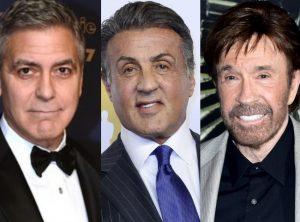 Όλοι αυτοί οι ηθοποιοί είναι συνομήλικοι, αλλά δεν τους φαίνεται