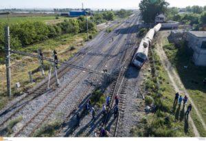 Εκτροχιασμός τρένου: Μια λογομαχία μπορεί να προκάλεσε την τραγωδία! Η μαρτυρία – φωτιά