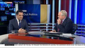 Άδωνις Γεωργιάδης: Συνεντεύξεις σε CNBC και Sky News [vids]