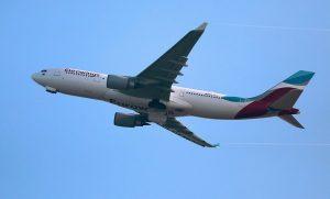 Θρίλερ στον αέρα! Αναγκαστική προσγείωση αεροπλάνου λόγω απειλής για βόμβα