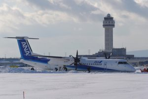 """Θρίλερ στον… διάδρομο προσγείωσης! Αεροπλάνο """"σταμάτησε"""" στα χιόνια"""
