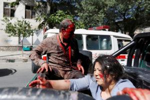 90 νεκροί από το μακελειό στην Καμπούλ! Προσοχή, σκληρές εικόνες
