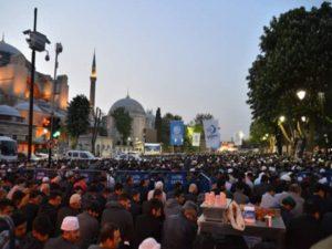 """Ο Ερντογάν πίσω από την προσευχή στην Αγιά Σοφιά; Σάλος με τη δήλωση του """"σουλτάνου"""" για τη Συνθήκη της Λωζάνης"""