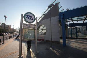 """Φάρσα το τηλέφωνημα για βόμβα στους σταθμούς του Μετρό """"Αγία Μαρίνα"""" και """"Αιγάλεω"""""""