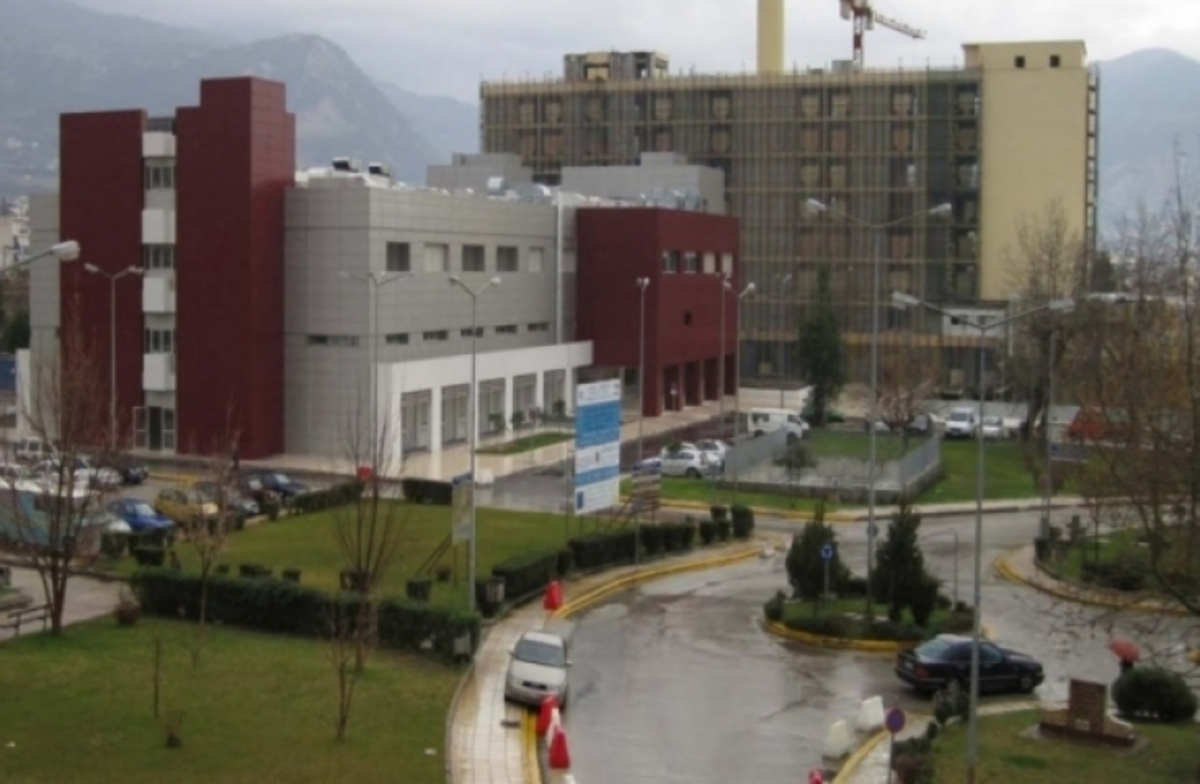 Πάτρα – Κορονοϊός: Επεισόδιο στο νοσοκομείο Άγιος Ανδρέας – Στο αστυνομικό τμήμα ο αναπληρωτής διοικητής