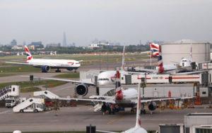 Οι πτήσεις της British Airways πραγματοποιούνται με καθυστερήσεις