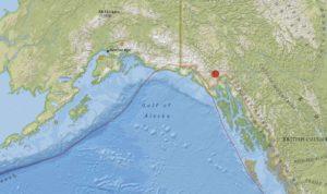 Ισχυρός σεισμός 6,5 Ρίχτερ ταρακούνησε την Αλάσκα