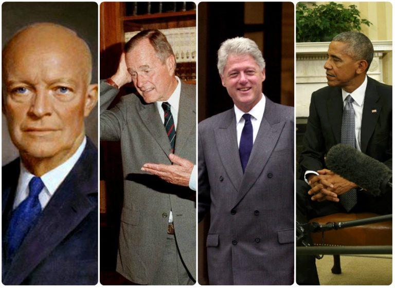 Επίσκεψη Ομπάμα: Αϊζενχάουερ, Μπους, Κλίντον και… Μπαράκ! Αμερικανοί Πρόεδροι στην Ελλάδα