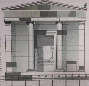 Δέος! Τεραστίων διαστάσεων η πρόσοψη του τάφου της Αμφίπολης! Γλυπτά βρέθηκαν… στο Λούβρο!