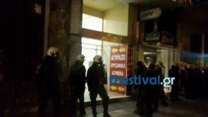 """Πολυτεχνείο – Θεσσαλονίκη: """"Πρώτη φορά αριστερά μόνο με τα ΜΑΤ μπορεί να κυβερνά"""""""