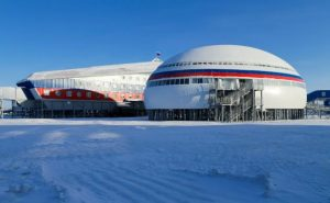 Η Ρωσία αποκαλύπτει την νέα της στρατιωτική βάση στην Αρκτική!