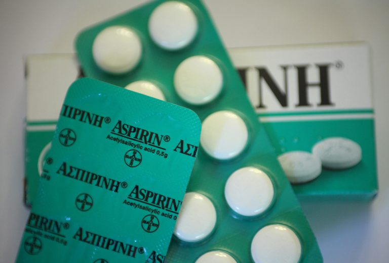 """Η ασπιρίνη στη """"μάχη"""" κατά του κορονοϊού! Τι δείχνει νέα έρευνα για τη χρήση της"""