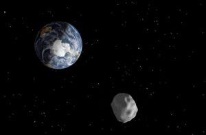 Αύριο θα περάσει από την Γη ένας τεράστιος αστεροειδής
