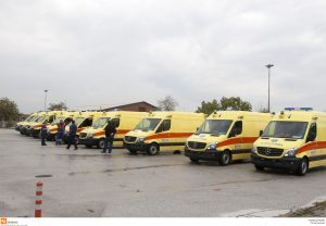 Ίδρυμα Σταύρος Νιάρχος: Δωρεά 143 ασθενοφόρων στο ελληνικό Δημόσιο!