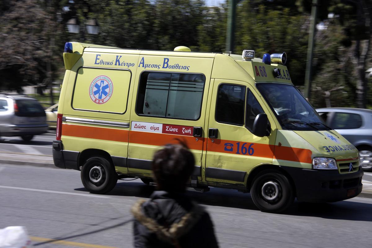 Κηφισιά: Αγοράκι έξι ετών έπεσε στο κενό από μπαλκόνι πολυκατοικίας
