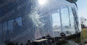 Πύργος: Τραυματίστηκε επιβάτης του ΚΤΕΛ από φρενάρισμα [vid]