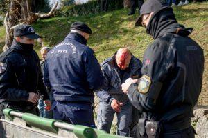 Γιάννενα: Επτά αστυνομικοί στο νοσοκομείο από τα επεισόδια στο μνημείο των Μπιζανομάχων [pics]